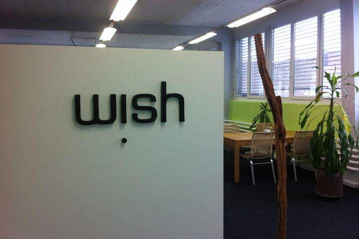 Agentur wish design gmbh for Wipper buero design gmbh