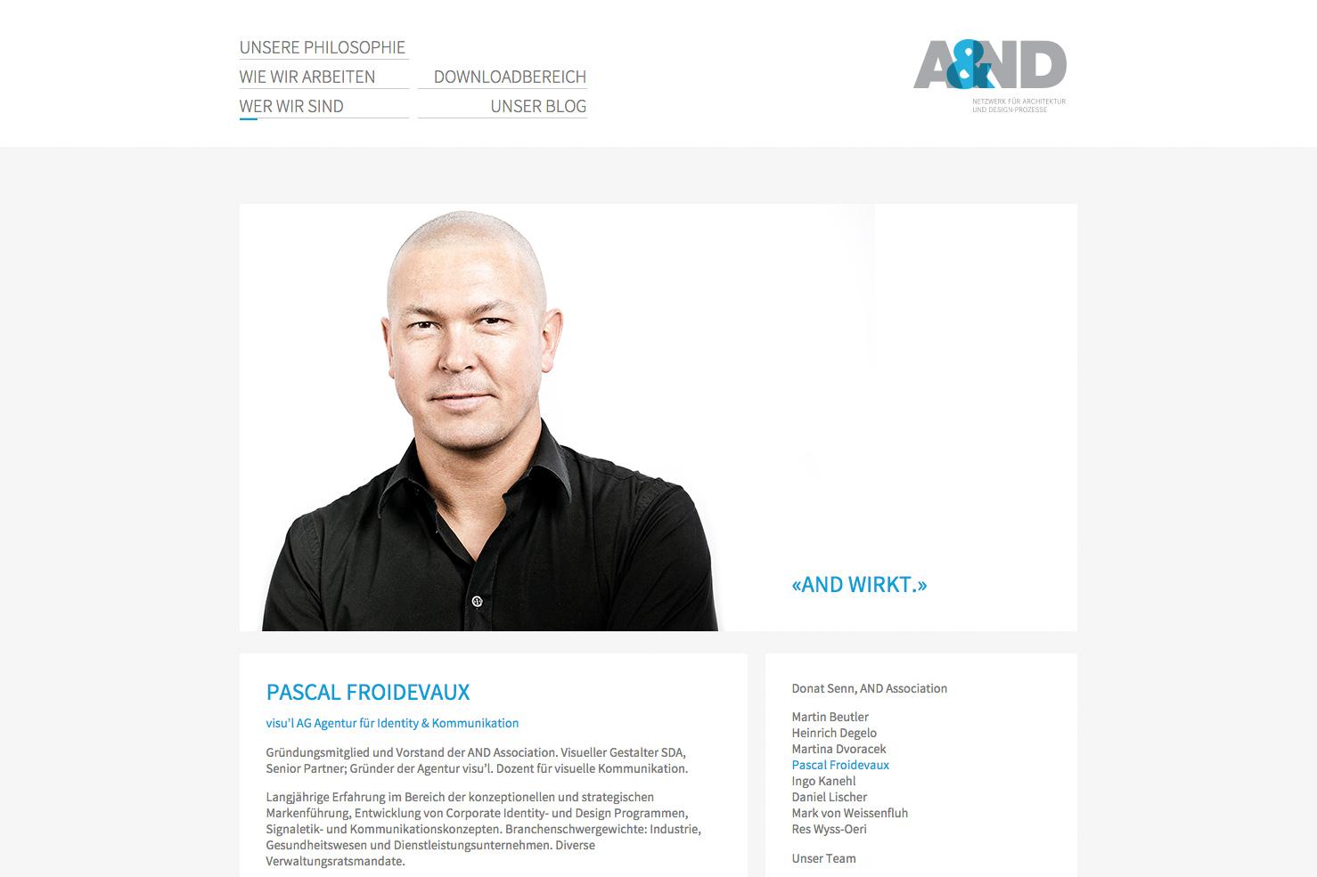 Bild 2 vom ANDnet Webseite