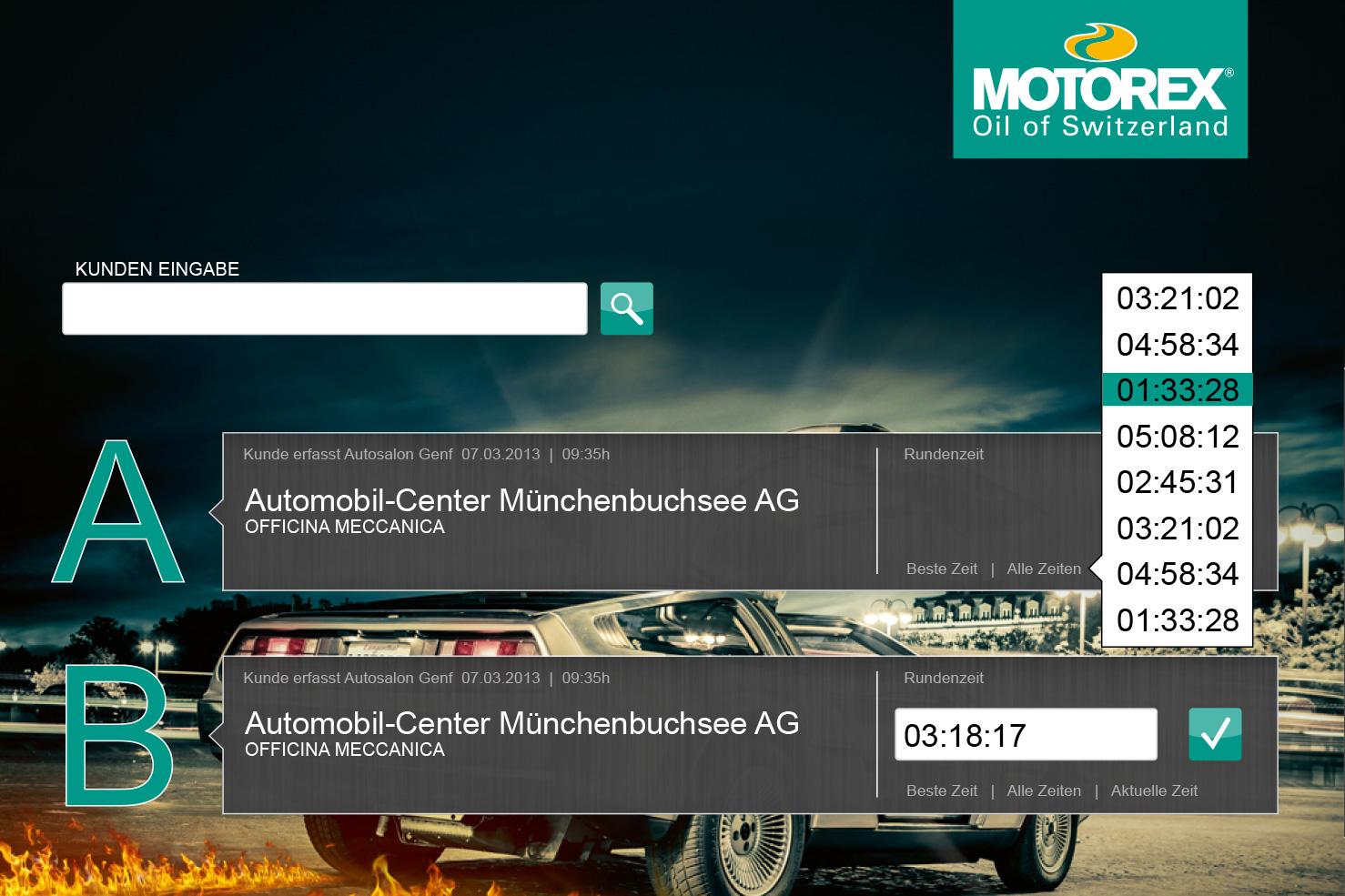 Bild 3 vom MOTOREX Autosalon 13