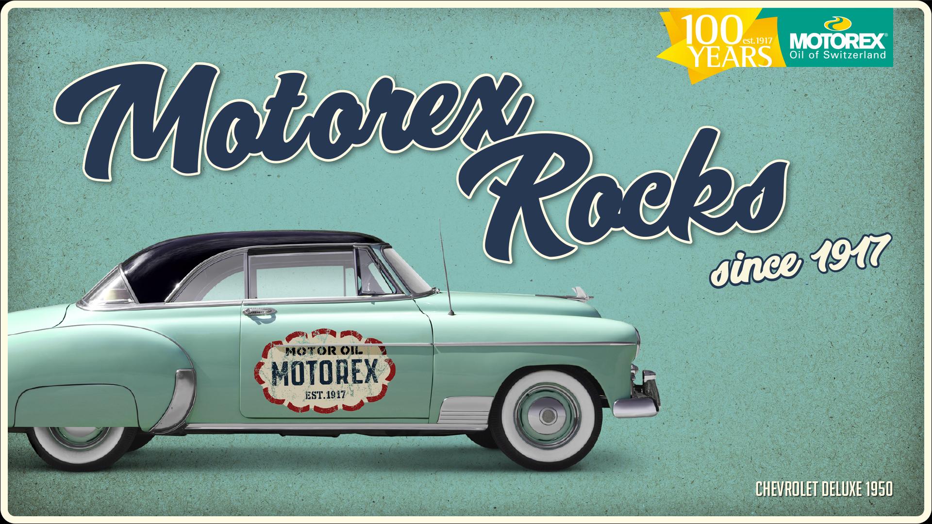 Bild 1 vom MOTOREX Autosalon 17
