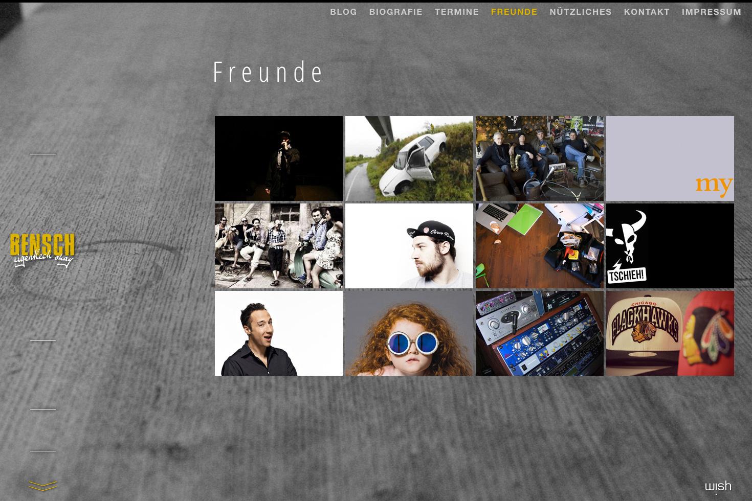 Bild 2 vom BENSCH Webseite