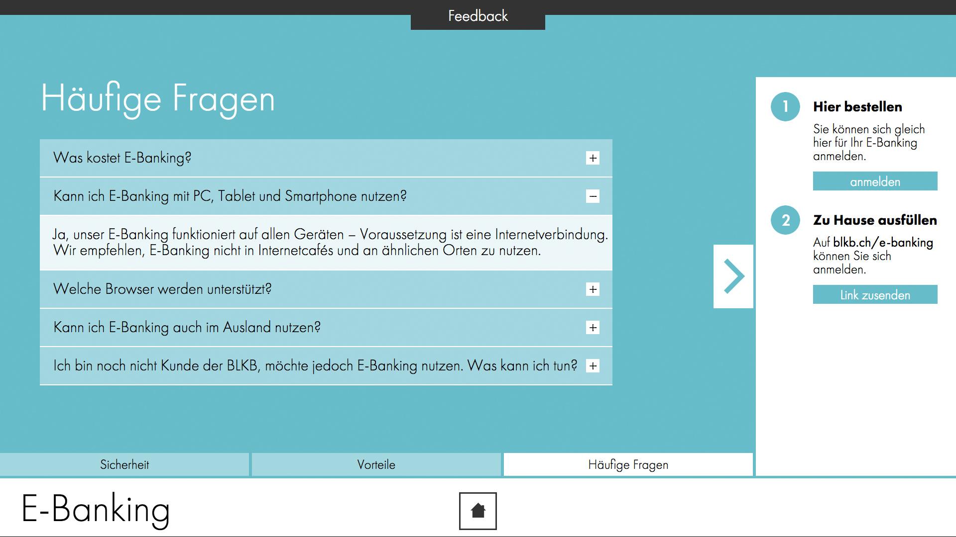 Bild 3 vom BLKB Touchterminal