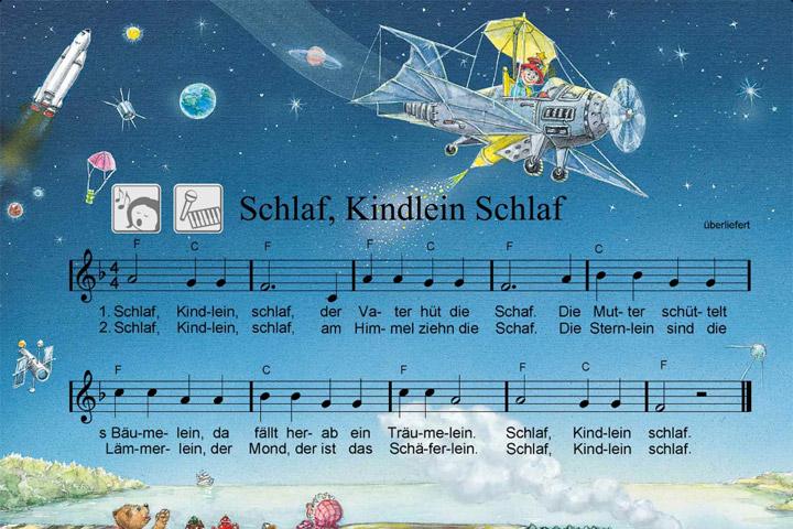 Bild 4 vom Gute Nacht Lieder App