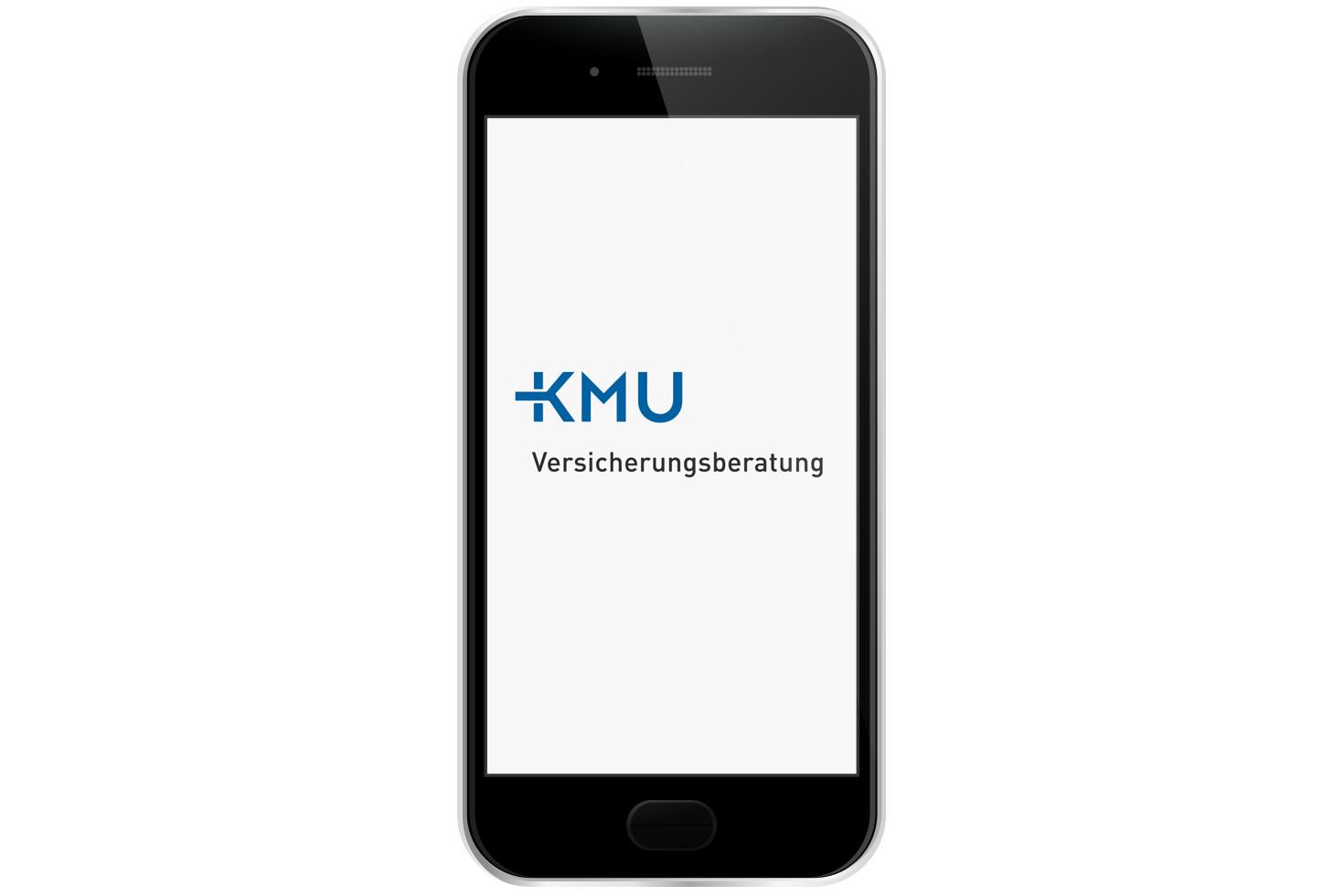 Bild 1 vom KMU Versicherungsberatung Mobile App