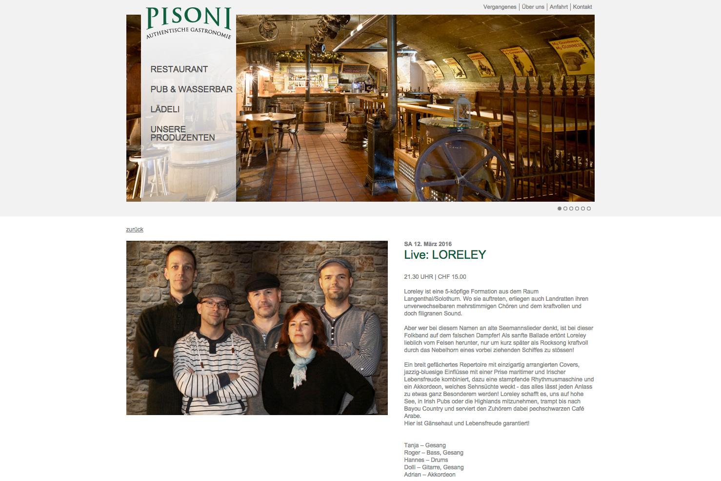 Bild 2 vom Pisoni Webseite