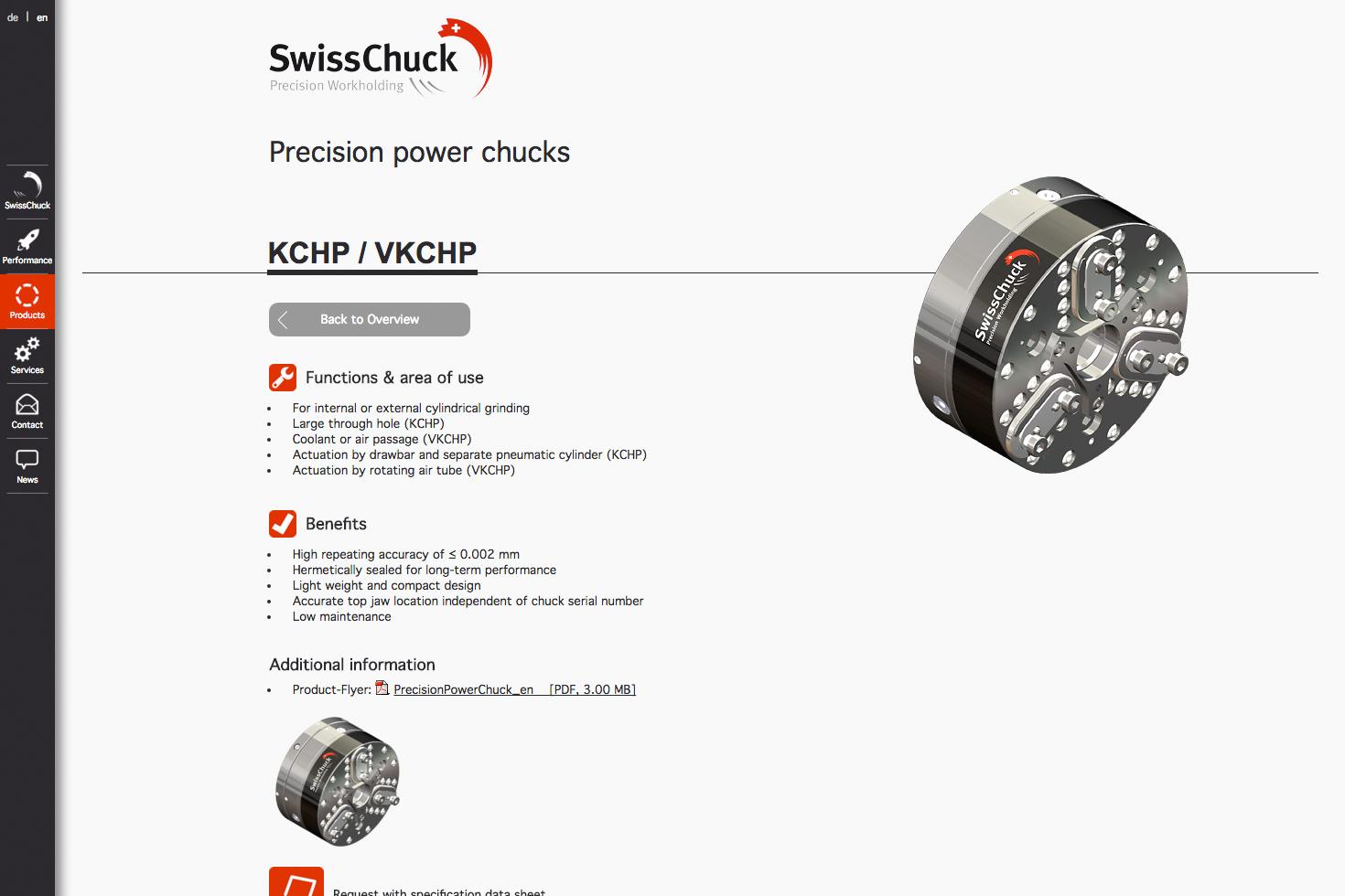 Bild 4 vom SwissChuck AG Webseite